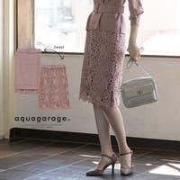 aquagarage(アクアガレージ)のスカート/ひざ丈スカート