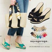 aquagarage(アクアガレージ)のシューズ・靴/ウェッジソール