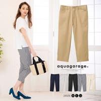 aquagarage(アクアガレージ)のパンツ・ズボン/クロップドパンツ・サブリナパンツ