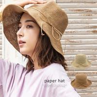 aquagarage(アクアガレージ)の帽子/麦わら帽子・ストローハット・カンカン帽