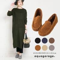 aquagarage(アクアガレージ)のシューズ・靴/モカシン