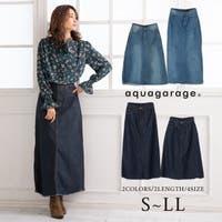 aquagarage(アクアガレージ)のスカート/デニムスカート