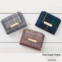 aquagarage(アクアガレージ)の財布/二つ折り財布
