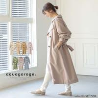 aquagarage(アクアガレージ)のアウター(コート・ジャケットなど)/トレンチコート
