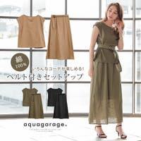 aquagarage(アクアガレージ)のワンピース・ドレス/ワンピース・ドレスセットアップ