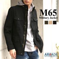 ARCADE(アーケード)のアウター(コート・ジャケットなど)/MA-1・ミリタリージャケット