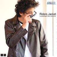 ARCADE(アーケード)のアウター(コート・ジャケットなど)/ライダースジャケット