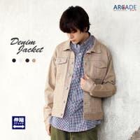 ARCADE(アーケード)のアウター(コート・ジャケットなど)/デニムジャケット