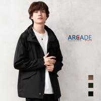 ARCADE(アーケード)のアウター(コート・ジャケットなど)/モッズコート