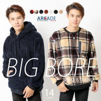 ARCADE(アーケード)のトップス/トレーナー