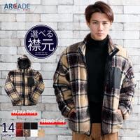 ARCADE(アーケード)のアウター(コート・ジャケットなど)/フリースジャケット