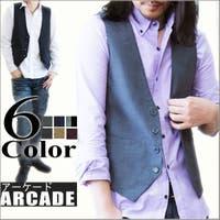 ARCADE(アーケード)のトップス/ベスト・ジレ