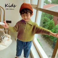 ARGO TOKYO【KIDS】(アルゴトキョーキッズ)のトップス/ニット・セーター