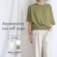 ARGO TOKYO(アルゴトウキョウ)のトップス/カットソー