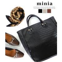 minia(ミニア)のバッグ・鞄/トートバッグ