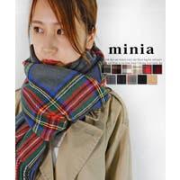 minia(ミニア)の小物/ストール