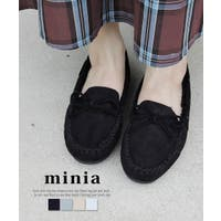 minia(ミニア)のシューズ・靴/モカシン
