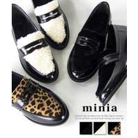 minia(ミニア)のシューズ・靴/ローファー