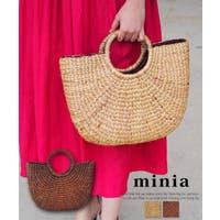 minia(ミニア)のバッグ・鞄/ハンドバッグ
