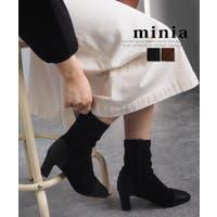 minia(ミニア)のシューズ・靴/ブーツ