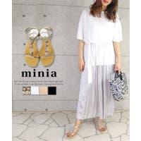 minia(ミニア)のシューズ・靴/サンダル