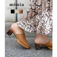 minia(ミニア)のシューズ・靴/パンプス