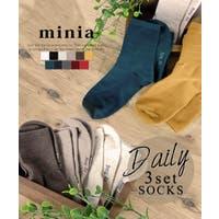 minia(ミニア)のインナー・下着/靴下・ソックス