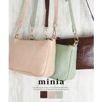 minia(ミニア)のバッグ・鞄/ショルダーバッグ