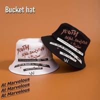 At Marvelous(アットマーベラス)の帽子/ハット
