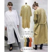 atONE(アットワン)のワンピース・ドレス/シャツワンピース