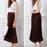 riri(リリ)のスカート/プリーツスカート
