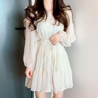 riri(リリ)のワンピース・ドレス/シフォンワンピース