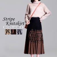 riri(リリ)のスカート/フレアスカート