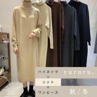 リスカイ(リスカイ)のワンピース・ドレス/ニットワンピース