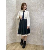axes femme(アクシーズファム)のスカート/ひざ丈スカート