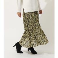 AZUL BY MOUSSY(アズールバイマウジー)のスカート/プリーツスカート