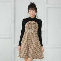 BABYDOLL   PINKHUNT ピンクハント ドッキング ワンピース 5959K 子供服 キッズ ジュニア 女の子 PH 中学生女子 ファッション 服 小学生 かわいい 韓国子供服