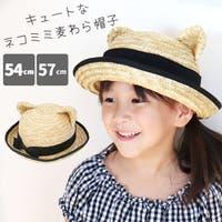 BACKYARD FAMILY(バックヤードファミリー)の帽子/麦わら帽子・ストローハット・カンカン帽