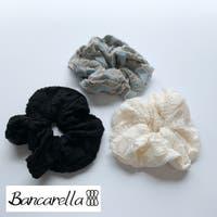 Bancarella(バンカレラ)のヘアアクセサリー/シュシュ