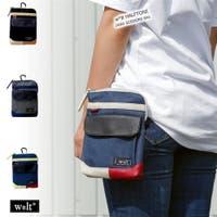 BCLOVER(ビークローバー)のバッグ・鞄/ウエストポーチ・ボディバッグ
