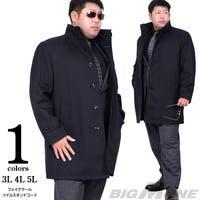 大きいサイズの店ビッグエムワン (オオキイサイズノビッグエムワン)のアウター(コート・ジャケットなど)/ロングコート