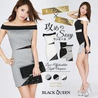 BLACK QUEEN (ブラッククイーン )のワンピース・ドレス/ドレス