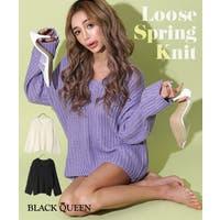 BLACK QUEEN (ブラッククイーン )のトップス/ニット・セーター