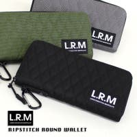 epic エピック | 【財布】リップステッチラウンド長財布!メンズライクなデザインがオシャレな長財布は、アクティブスタイルにピッタリ!