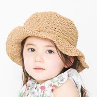 BRANSHES(ブランシェス)の帽子/麦わら帽子・ストローハット・カンカン帽
