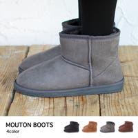 Brignton (ブライトン )のシューズ・靴/ムートンブーツ