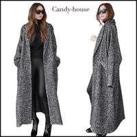 candy-house (キャンディーハウス)のアウター(コート・ジャケットなど)/ロングコート