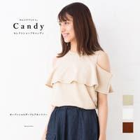 Select Shop Candy(セレクトショップキャンディ)のトップス/ノースリーブ