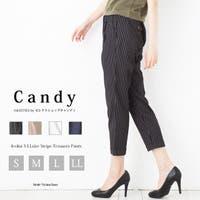 Select Shop Candy(セレクトショップキャンディ)のパンツ・ズボン/クロップドパンツ・サブリナパンツ
