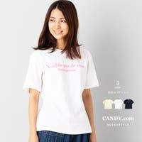 Select Shop Candy(セレクトショップキャンディ)のトップス/Tシャツ